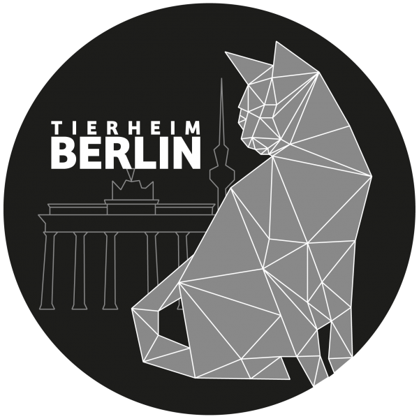 Tierheim Berlin T-Shirt Logo