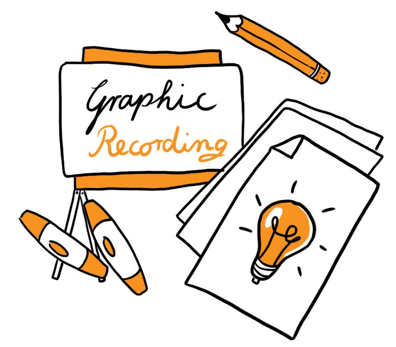 Graphic Recording Möglichkeiten